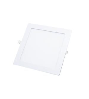 Спот встраиваемый LED. KVADRO/R 7w d120x120 4000K белый.
