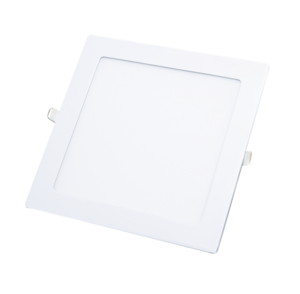 Спот встраиваемый LED. KVADRO/R 18w d225-225 6500K белый.