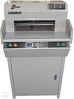 Электрич. гильотина BW-460Z3 (Цифр. упр. резом)  рез.мм:460/600листов