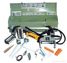 Гидравлический пресс для монтажа 25-парного кабеля