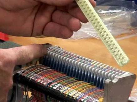 Инструмент для монтажа 25-парных модулей MS2, фото 2