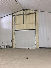 Секционные ворота для автомойки, фото 2