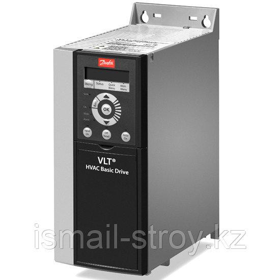 Преобразователь частоты VLT HVAC Basic Drive FC 101,131L9861, 0.37 кВт