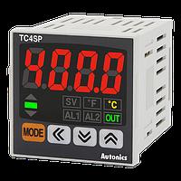 Температурный контроллер 48мм×48мм с 11- контактным штекером