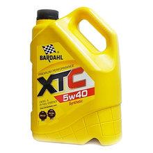 Моторное масло Bardahl 5w40 XTC 5L