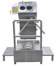 Санпропускник для чистки подошв и их боковой части 10.4010.35