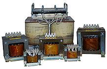 Трансформаторы ОСМ, ОСМ1