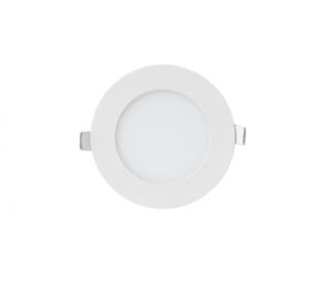 Спот встраиваемый LED. ROUND/R 7w d120 4000K белый.