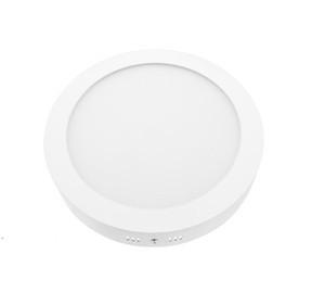 Спот накладной LED. ROUND/S 18w d220 6500K белый.