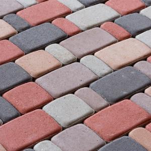 Монтаж тротуарной плитки