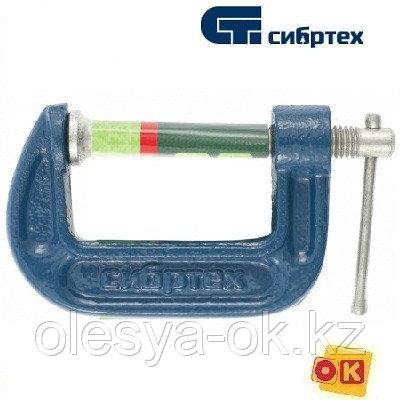Струбцина G-образная, 150 мм. СИБРТЕХ