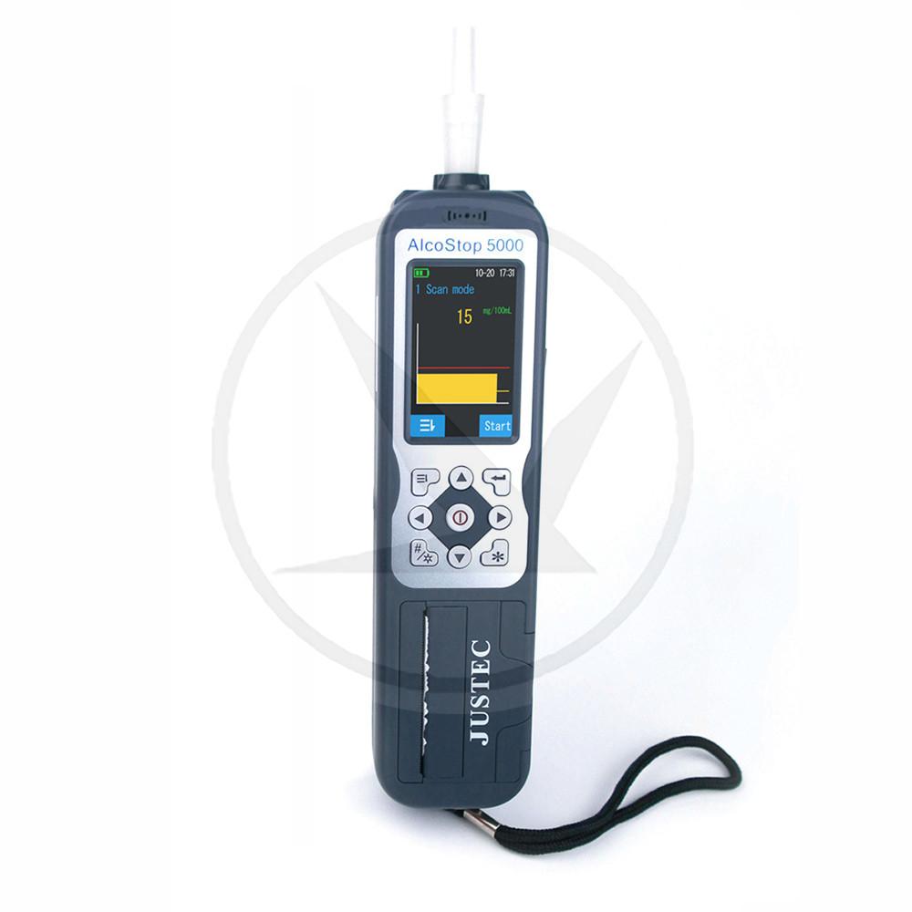 Профессиональный алкотестер Alcostop 5000 (с сертификатом о поверке)