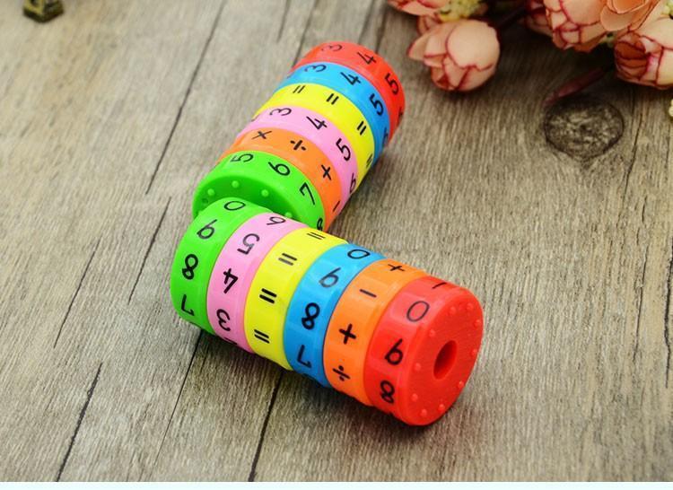 Детская магнитная головоломка
