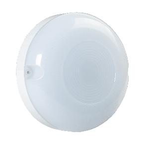Светильник LED ДПО с акустическим датчиком 12W 4000K IP54