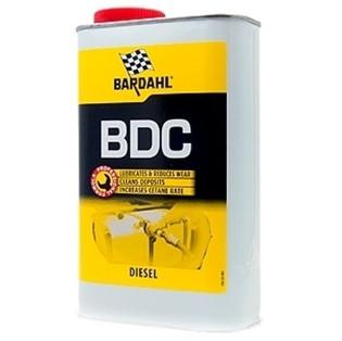 Bardahl BDC (Антигель) присадка в дизельное топливо 1 литр