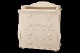 Комод «Джулия» Можгинский лесокомбинат белый,сл.кость,шоколад, фото 4