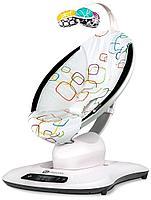 Кресло - качалка MamaRoo4 Multi Plush (4Moms, США)