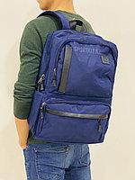 Рюкзак темно-синий 9058 с бесплатной доставкой, фото 1