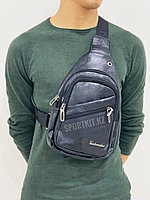 Кабура (наплечная сумка, барсетка, кобура)