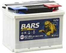 Аккумулятор Bars Gold 62Ah 12V