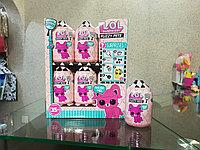 Кукла LOL Surprise Fuzzy Pets Makeover, ЛОЛ Пушистые питомцы 5 серия, фото 1