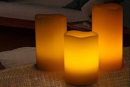 Декор, освещение, свечи, проекторы