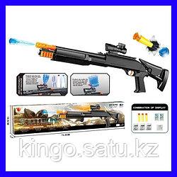 Ружье, стреляющее Орбиз, мягкими водяными шариками. Автомат, пистолет