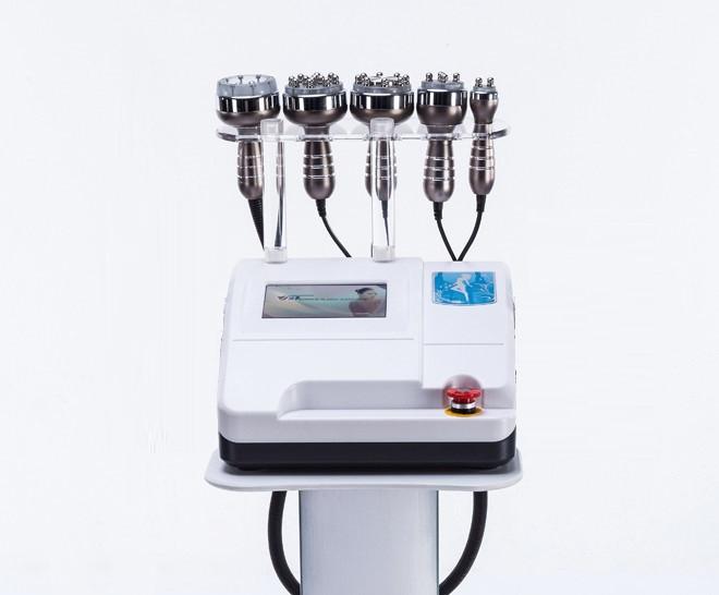 Аппарат 5 в 1 для коррекции фигуры с микротоками