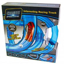 Трубопроводные гонки Chariots Speed Pipes гоночный трек 27 деталей труб