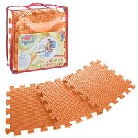 Универсальный коврик 33*33(см) оранжевый, фото 1