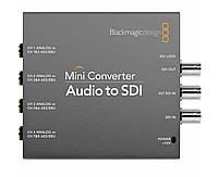 Mini Converter - Audio to SDI 2