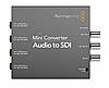 Blackmagic Design Mini Converter - Audio to SDI 4K