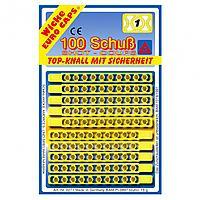 Пистоны Sohni-Wicke 1 зарядные 100 шт
