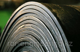 Транспортерная конвейерная лента ширина 500 мм,  толщина 6 мм.2-х слойная., фото 3