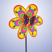 Ветерок 'Цветочек', с бабочкой, виды МИКС