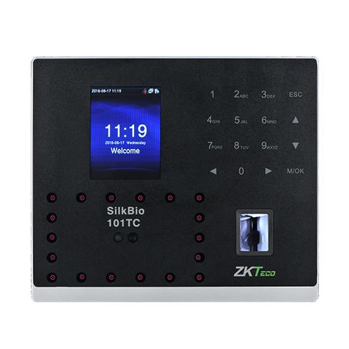 Терминал для учета рабочего времени ZKTeco SilkBio-101TC/ID