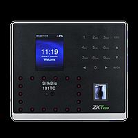 Терминал для учета рабочего времени ZKTeco SilkBio-101TC/ID, фото 1
