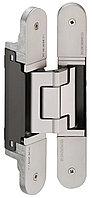 Скрытая дверная петля, нержавеющая сталь, 120 кг, 200*40 мм