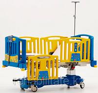 Кровать детская функциональная с электроприводами LINAK (Дания) ALARA Electro