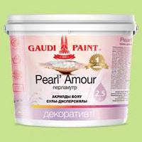 Краска Gaudi Paint Pearl Amour
