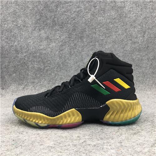 Баскетбольные кроссовки Adidas Pro Bounce 2018