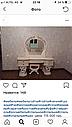 ШАХ спальный гарнитур, крем матовый, фото 7