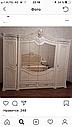 ШАХ спальный гарнитур, крем матовый, фото 6