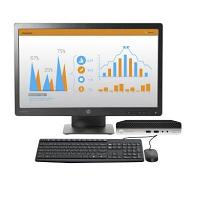 Компьютер HP 2MS60EA ProDesk 400 G3 DM i3-7100 500G 4.0G (Bundl) i3-7100T