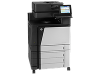 Лазерный аппарат HP A2W75A Color LaserJet Flow M880z MFP (A3) Printer