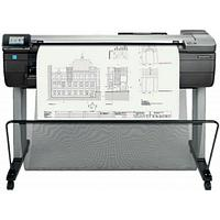 Плоттер HP F9A28A HP DesignJet T830 24in MFP Printer (A1/610 mm) 4 ink color