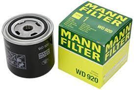 Фильтр масляный WD-920 Mann Filter