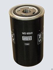 Фильтр масляный WD-950 Mann Filter