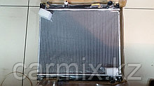 Радиатор охлаждения двигателя (основной) Suzuki Grand Vitara H25A 1999-2005, SAT