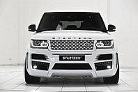 Обвес Startech широкий на Range Rover Vogue (Дубликат)